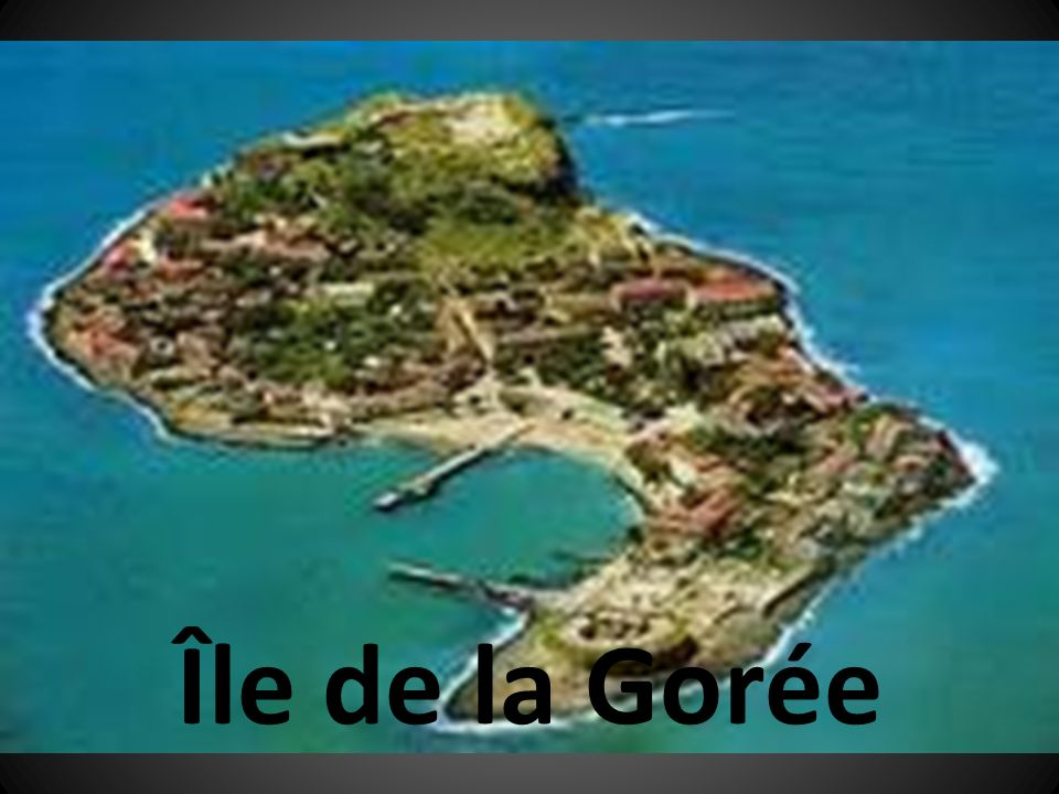 Île de la Gorée