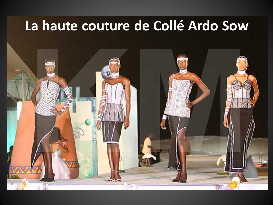 La haute couture de Collé Ardo Sow