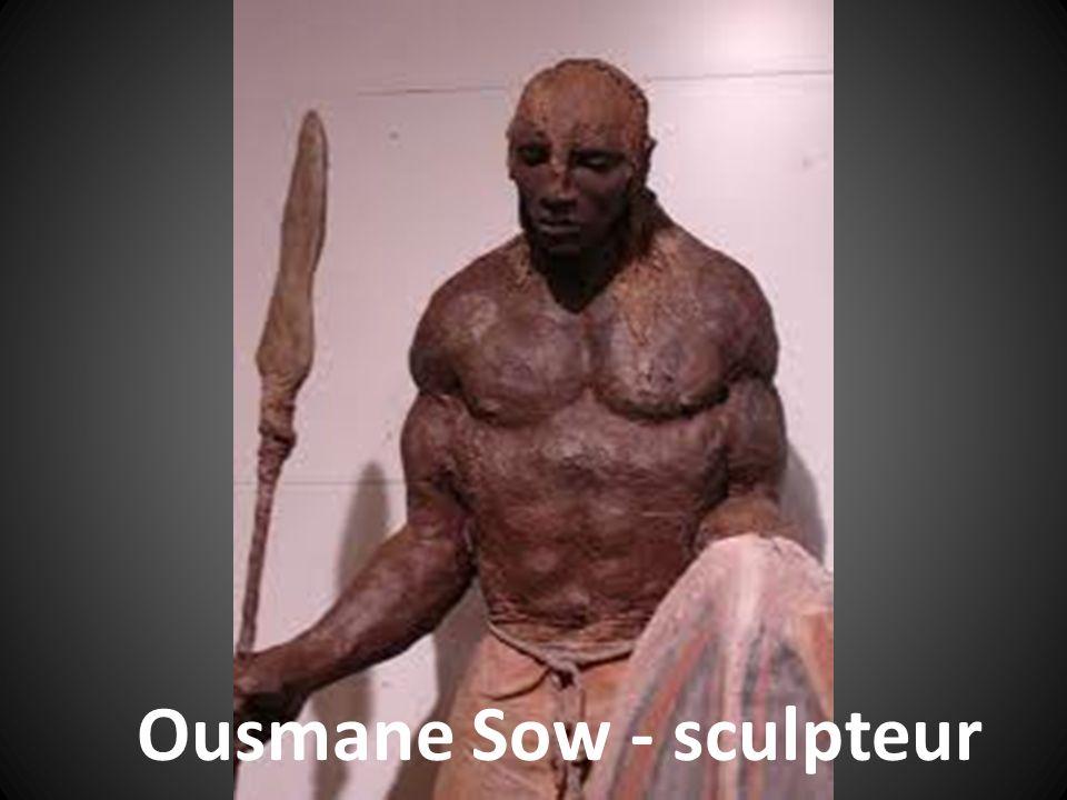 Ousmane Sow - sculpteur