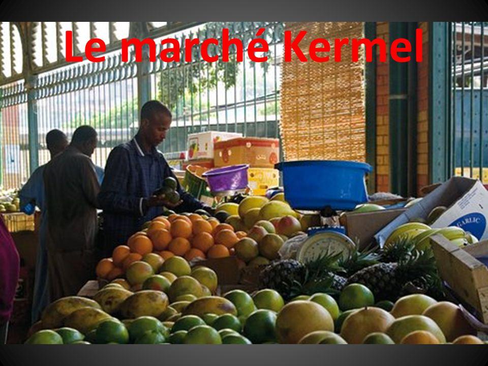 Le marché Kermel
