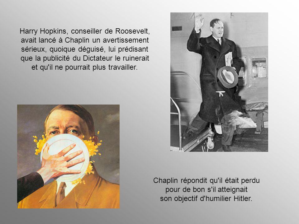 Le film se termine par un extrait de Lohengrin de Richard Wagner. Chaplin inverse, avec astuce, le sentiment qu'avait le nazisme pour la musique de ce