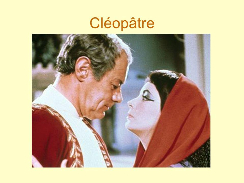 286,4 millions $ Recette plutôt salée pour la reine égyptienne.
