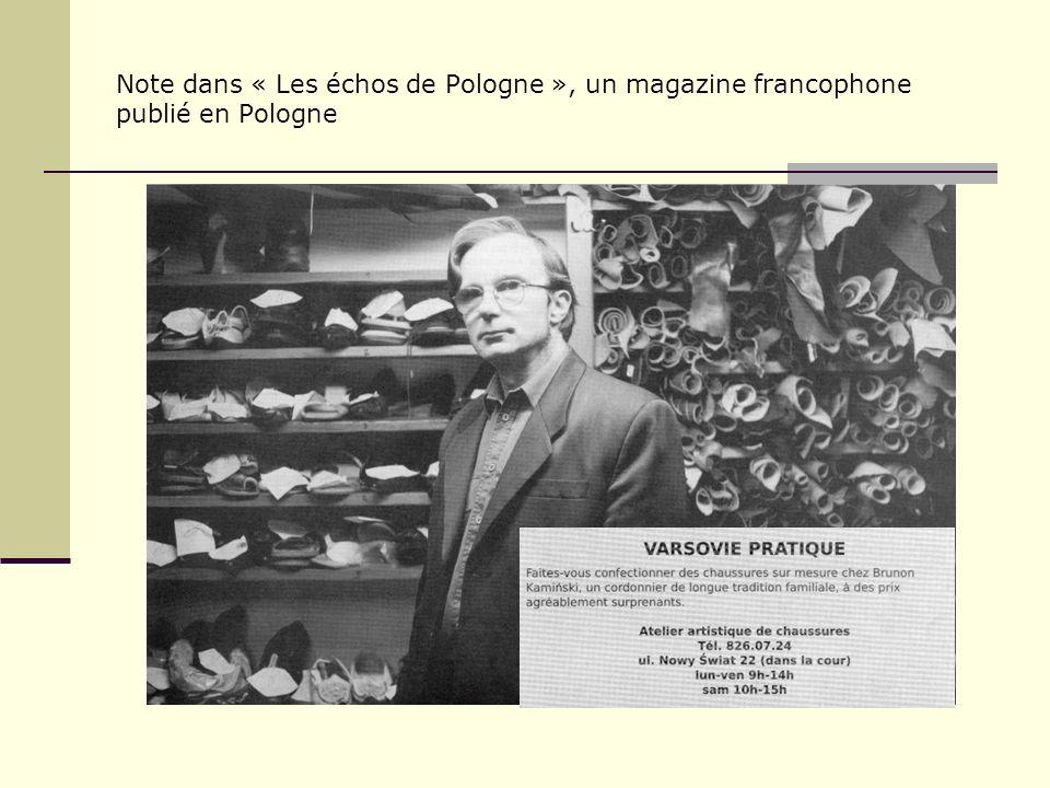Chaussures pour le film « Pragnienie miłości » sur Fr é d é ric Chopin