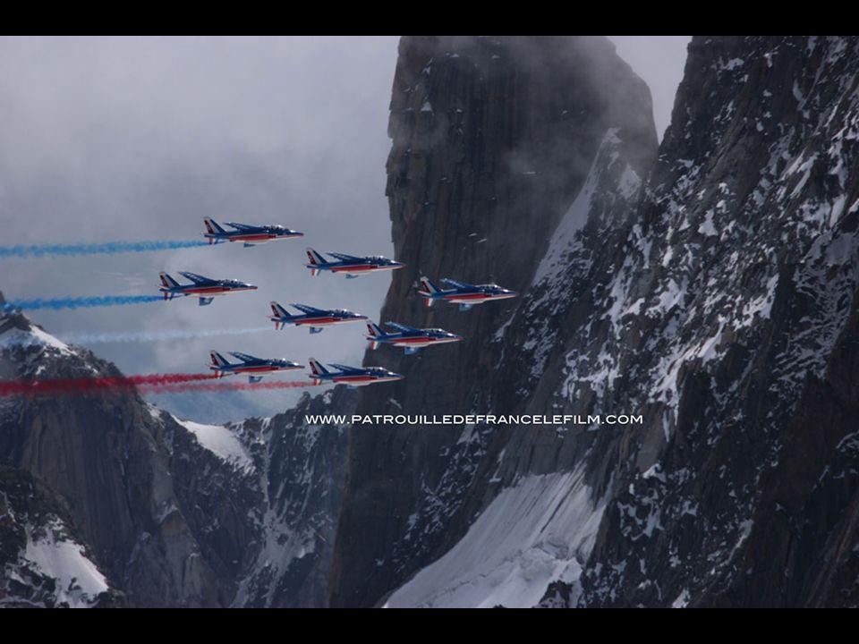 Mont-Blanc - À la quatrième tentative, les images peuvent enfin être tournées dans le massif du Mont-Blanc.