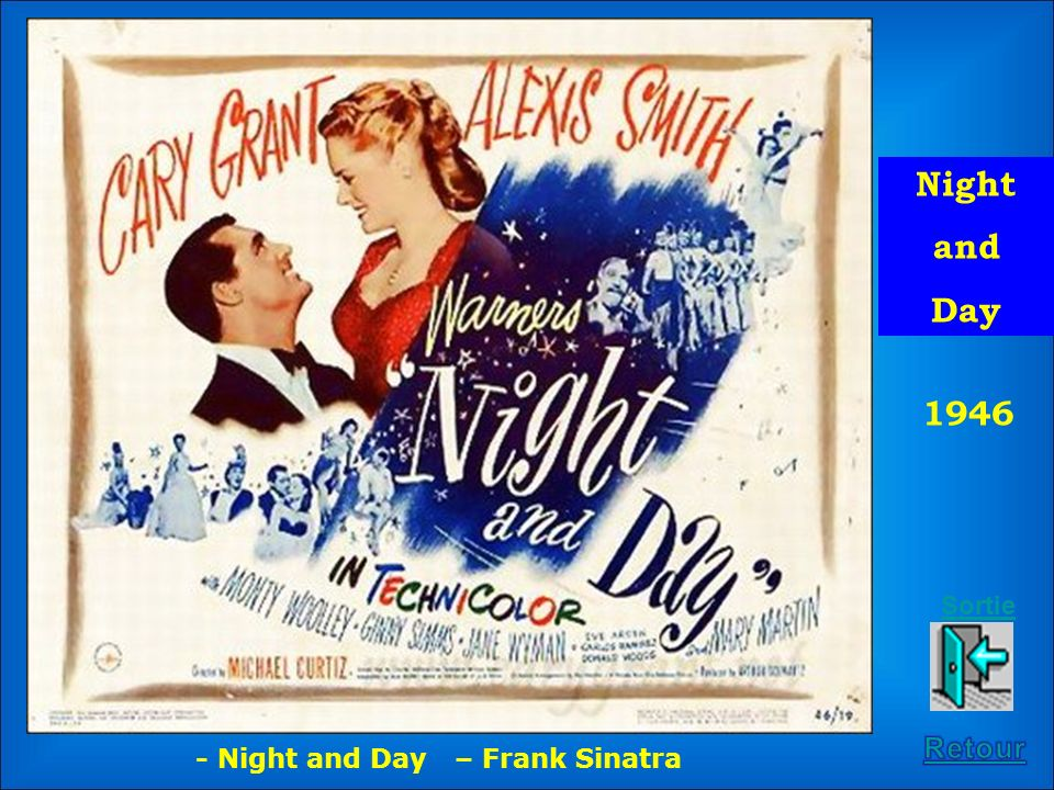 1946 Night and Day - Night and Day – Frank Sinatra Sortie