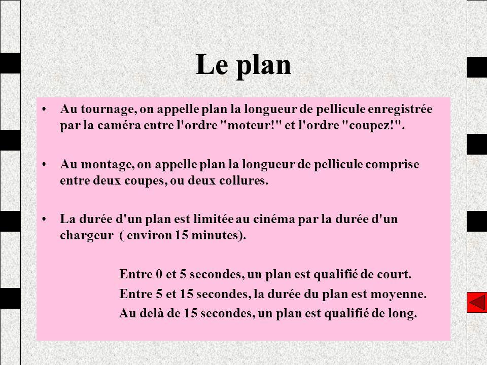 Raccord son On parle de raccord son entre deux plans quand le son du plan A se prolonge dans le plan B.