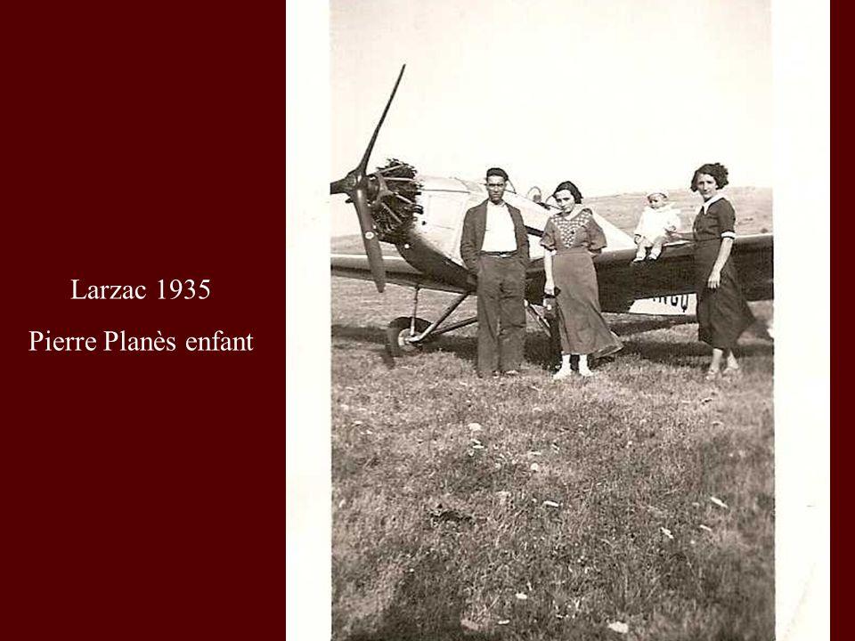 Premier solo 18 juin 1953