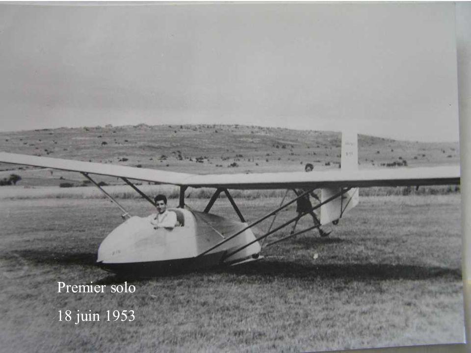 Le Turbulent 1956 à lEcole de lAir