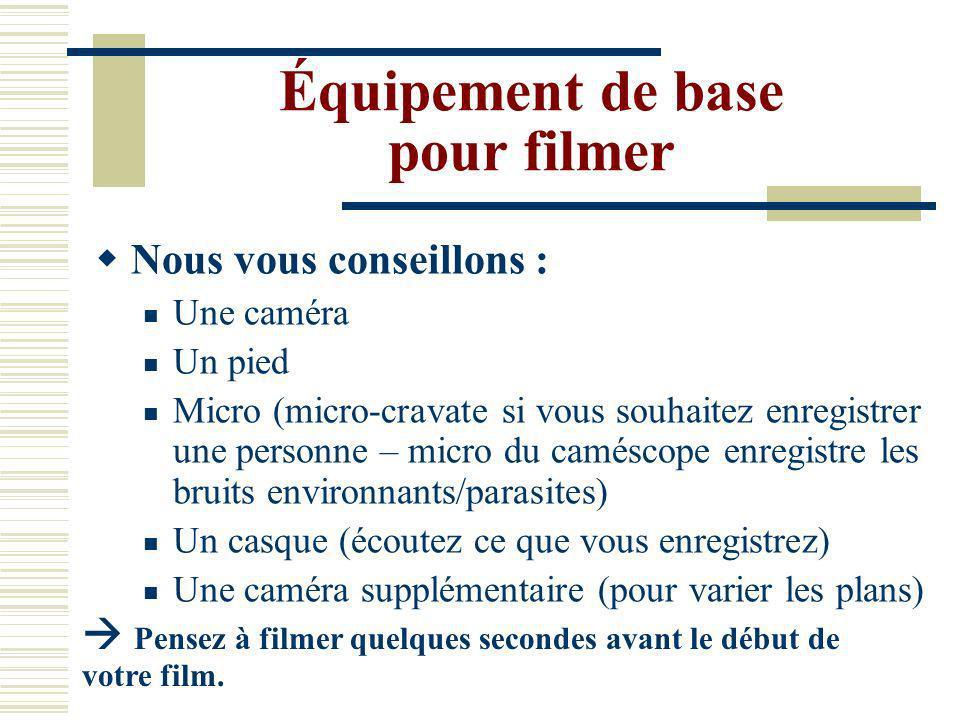 Graver un DVD Lexportation avec iDVD crée des séquences Quick Time de haute qualité qui permet une visualisation de votre film à laide dun lecteur de DVD Exportez votre film : Menu Fichier / Partager.