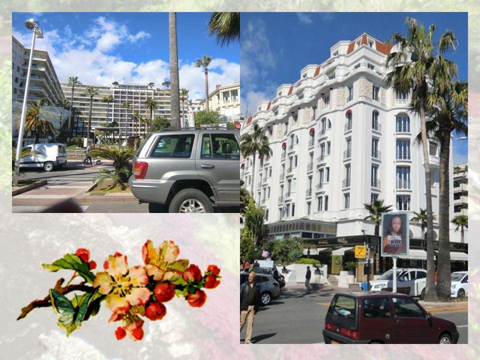 17 salons prestigieux pour organiser des conférences, réceptions, cocktails, soirées de gala Trois restaurants dont la brasserie Le Fouquet's Cannes e