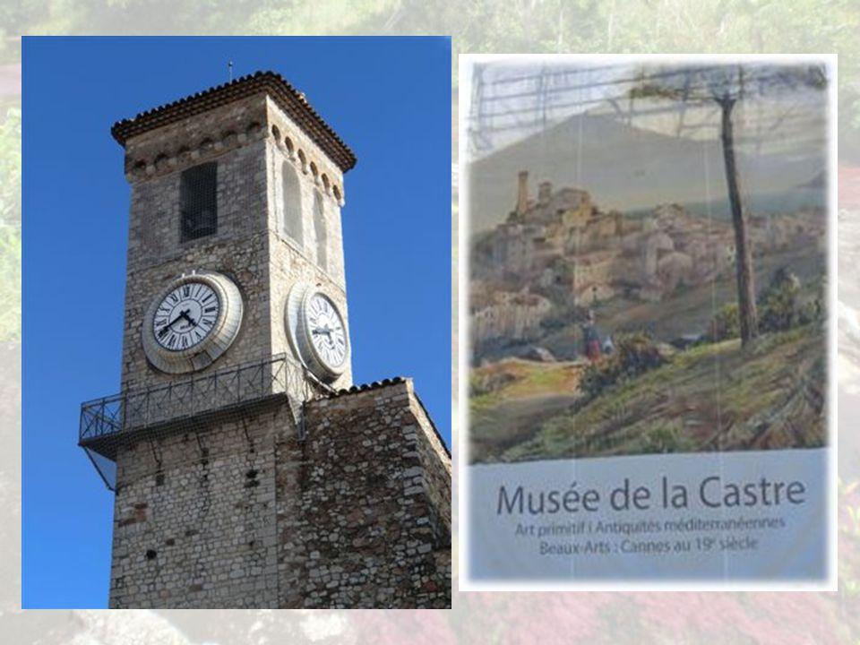 Le musée de la Castre se situe place de la Castre, au sommet de la colline du Suquet, à Cannes, dans les vestiges du château médiéval des moines de Lé