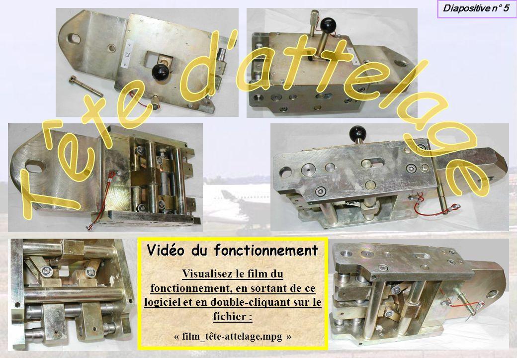 Vidéo du fonctionnement Visualisez le film du fonctionnement, en sortant de ce logiciel et en double-cliquant sur le fichier : « film_tête-attelage.mp