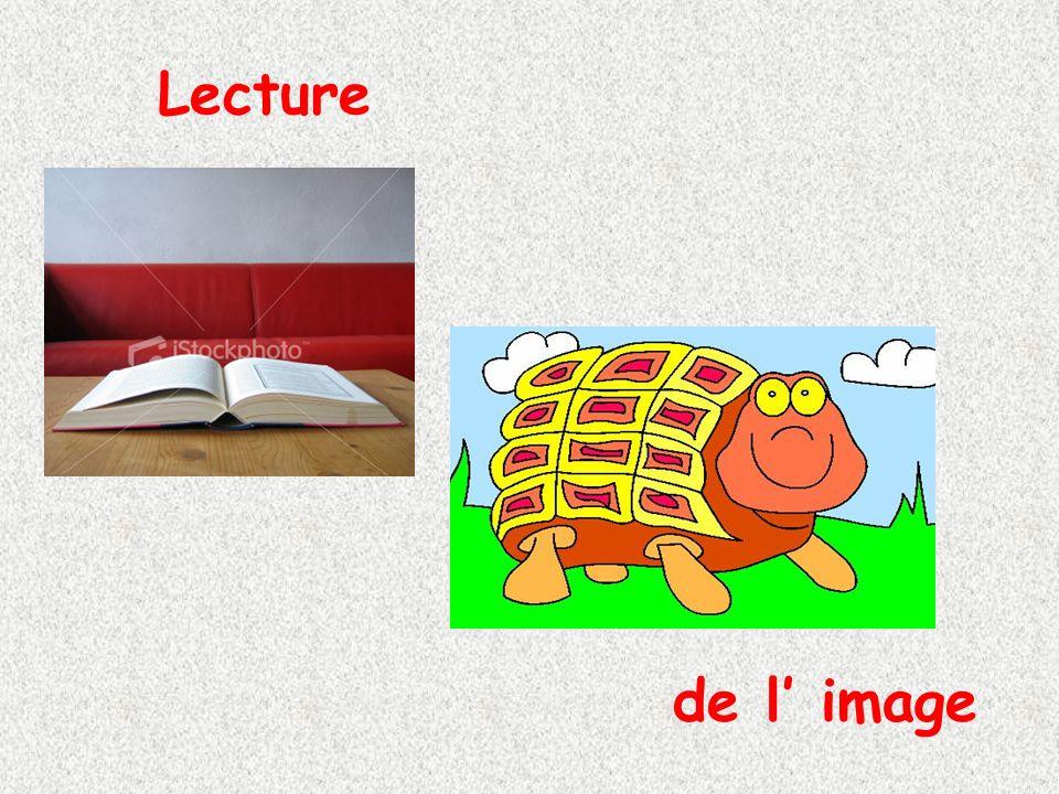Lecture de l image