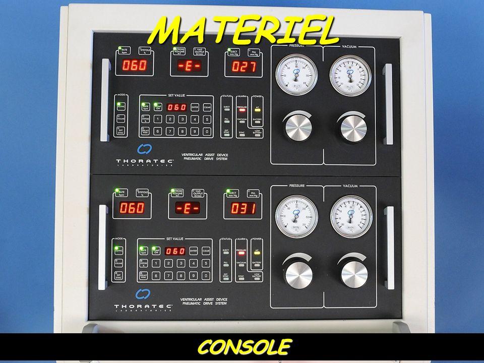 Photo console CONSOLE MATERIEL