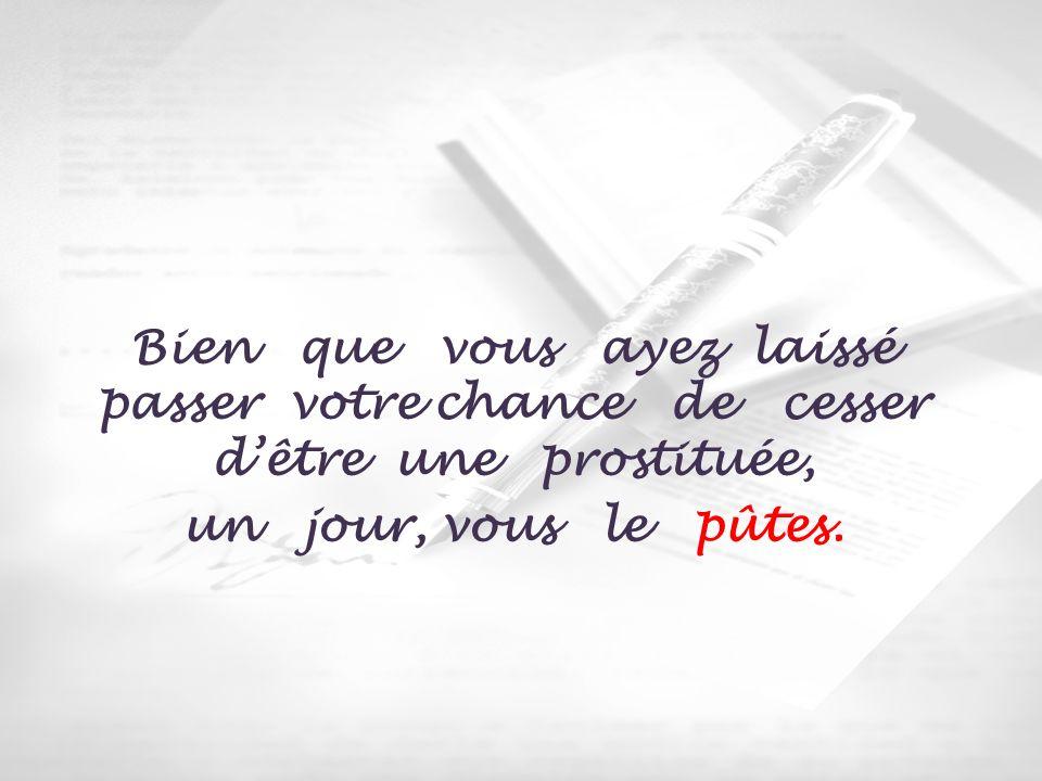 Restons Français ! Animation: Bob K.