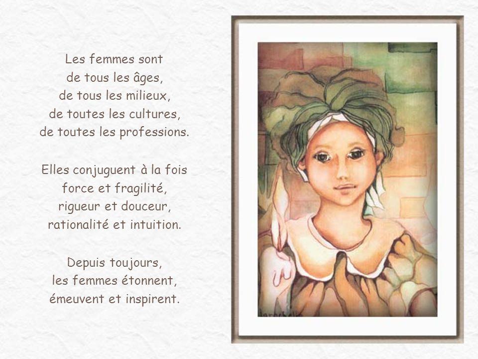 © Nicole Charest www.lapetitedouceur.org www.lapetitedouceur.org « Là où il y a une femme, il y a de la magie. » Ntozake Shange