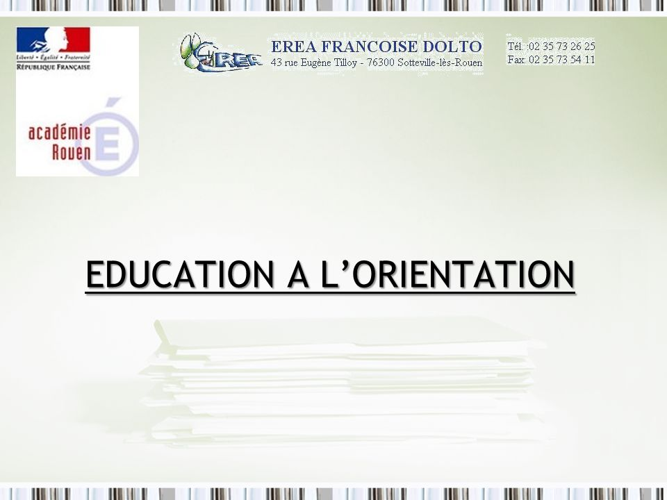 PARCOURS DE FORMATION FORMATION PROFESSIONNELLE CAP LPCAP EREACAP SEGPACAP CFAIM-Pro 3ème Initiation professionnelle Journées CFA 4ème Découverte professionnelle Mise en réseau 5ème 6 ème