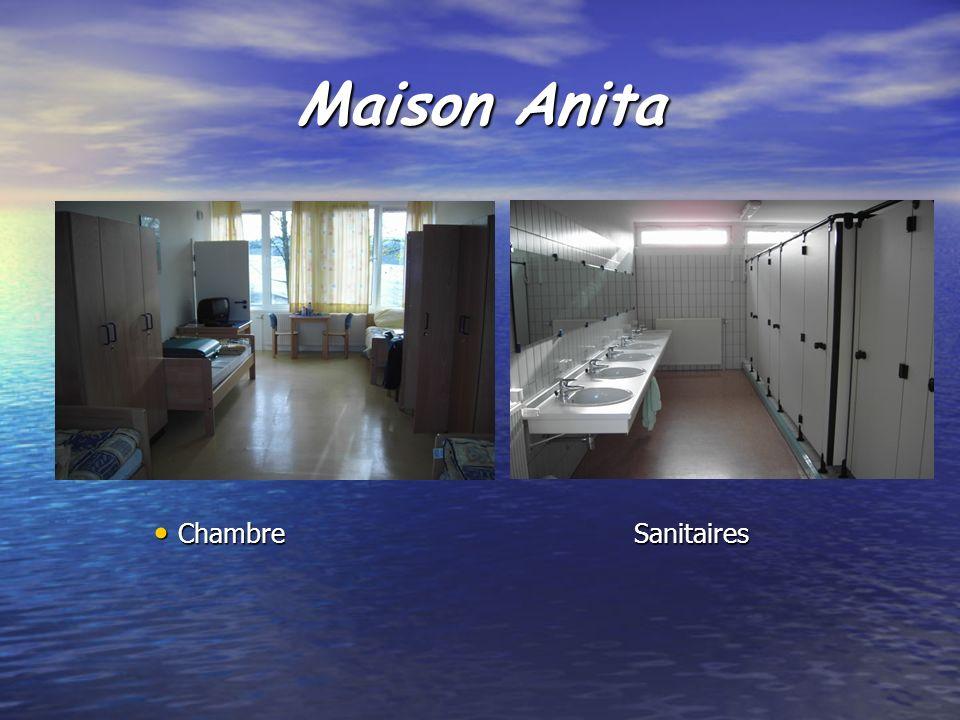 Maison Anita ChambreSanitaires