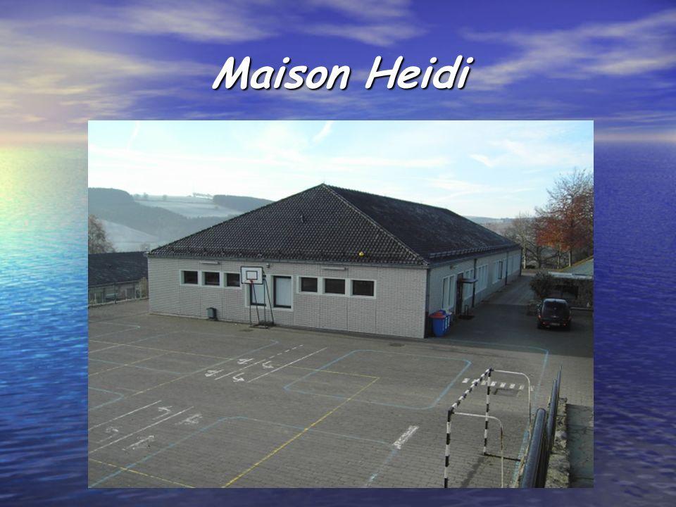 Maison Heidi