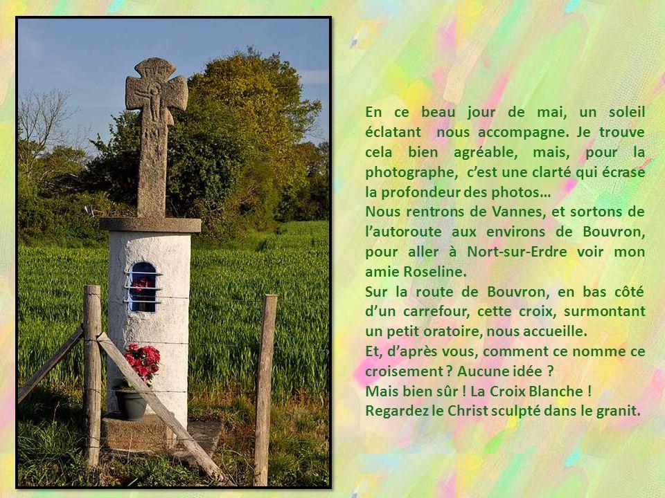 À Fay-de-Bretagne, nous avons profité de la quiétude de ce beau plan d eau.