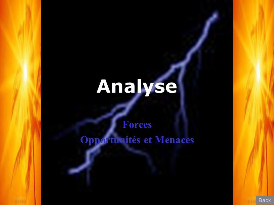 Analyse Forces Opportunités et Menaces Back