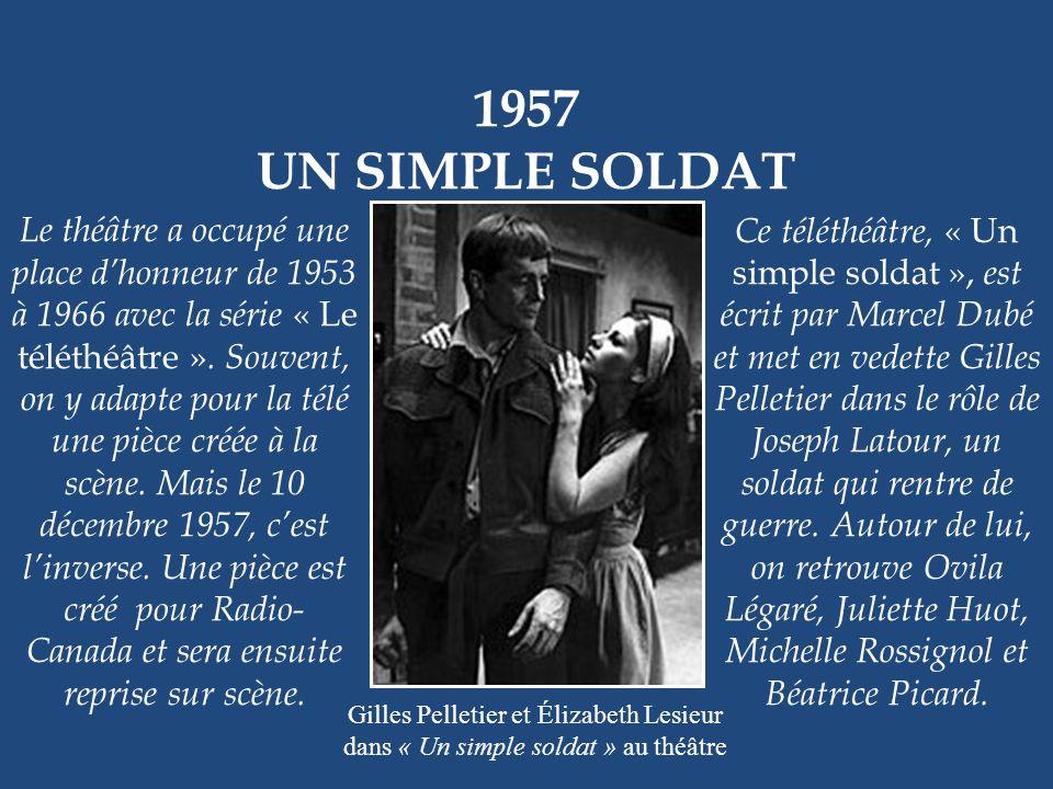 1957 – 1985 BOBINO Guy Sanche (Bobino) et Bobinette Bobino est là pour présenter de courts films danimation aux tout-petits. Entre ces films, il vit d