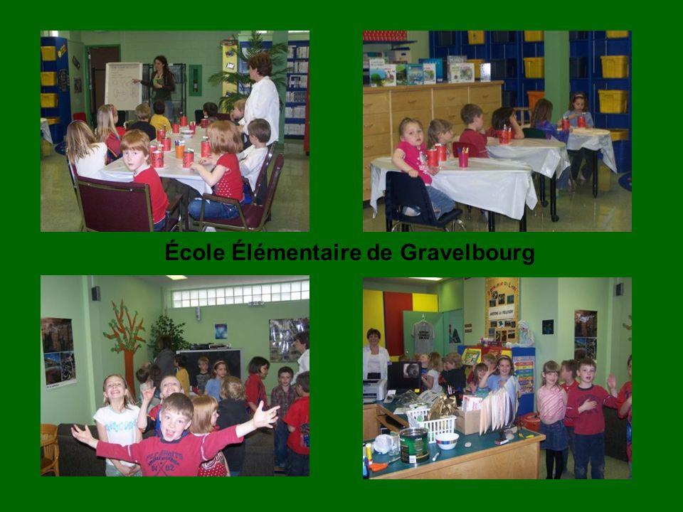 École Élémentaire de Gravelbourg