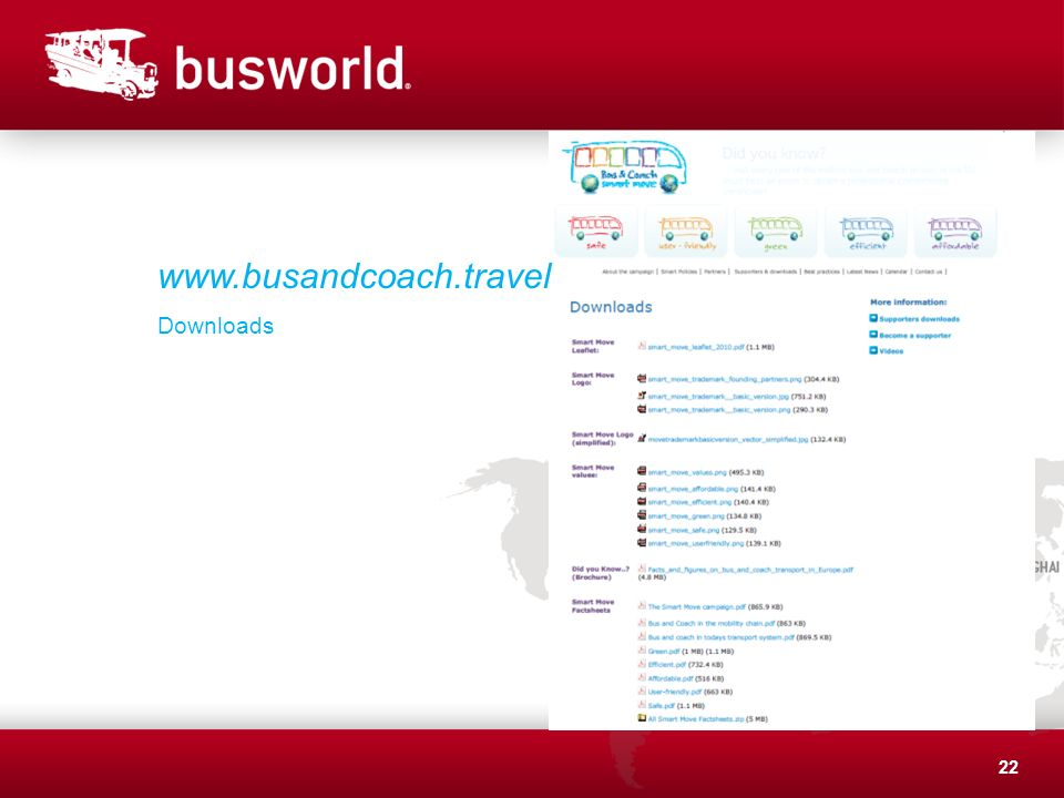 22 www.busandcoach.travel Downloads