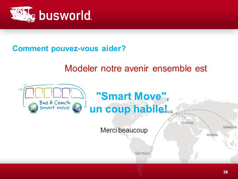 Comment pouvez-vous aider. Modeler notre avenir ensemble est Smart Move , un coup habile.