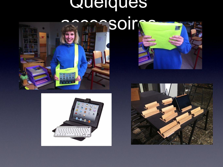 Remarques: - L outil a été très rapidement adopté par nos élèves, sa prise en main est facile et immédiate.