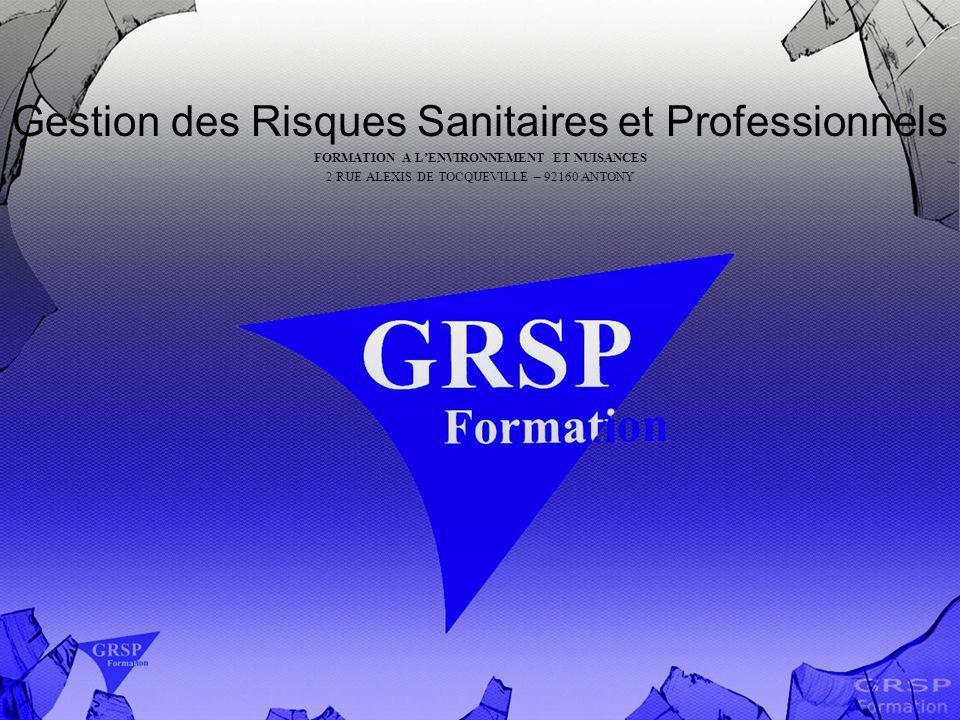 GRSP FORMATION Fiche Signalétique Raison sociale: GRSP Formation Statut juridique: Société à responsabilité limitée Date de création: 2007 Direction : Directeur, M.