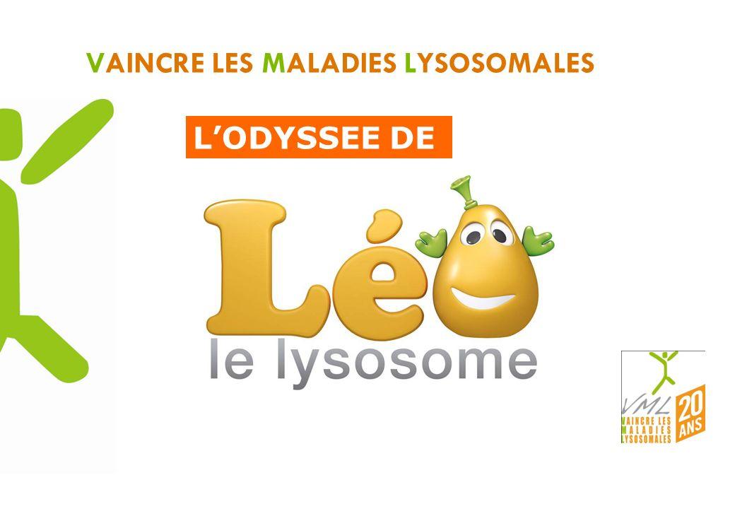 VAINCRE LES MALADIES LYSOSOMALES LODYSSEE DE