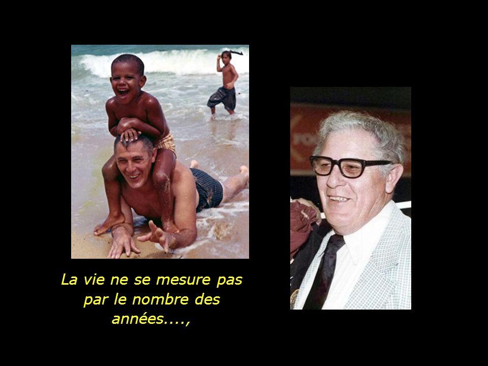 Un grand-père et père qui a aimé avec plénitude ses chers petits enfants.