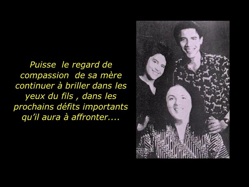 Et ce fut cette inspiration intime que certainement elle a donné à ses enfants, cet héritage si noble.