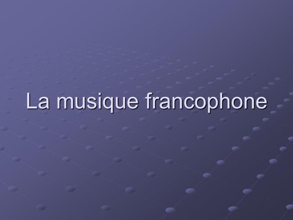 Commencons par lexplication du terme francophone Commencons par lexplication du terme francophone