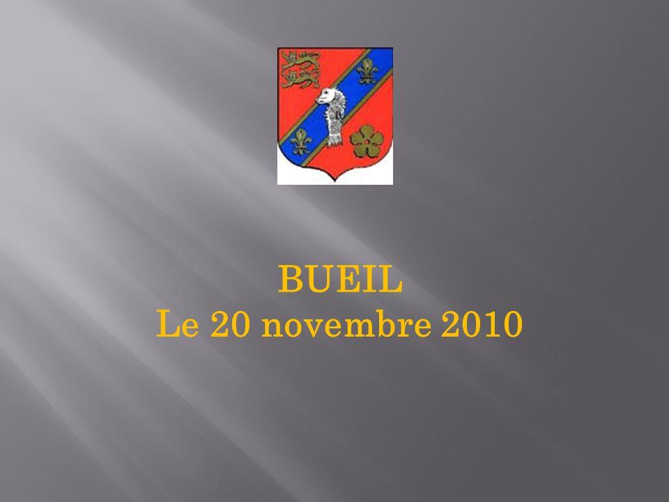 BUEIL Le 20 novembre 2010