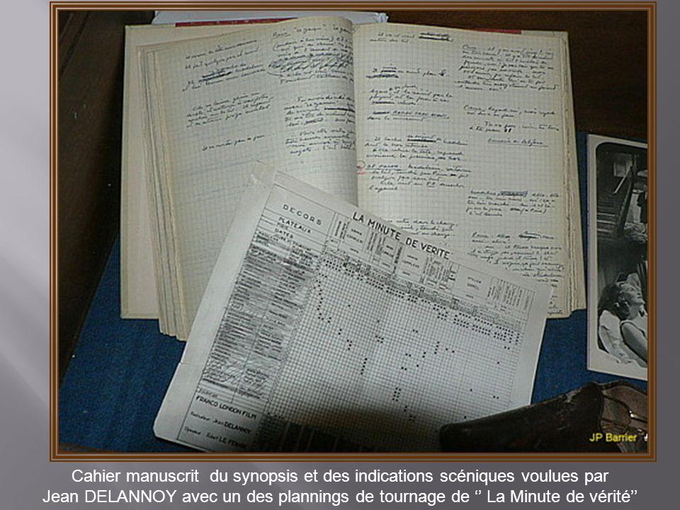 Au centre le César remis à Jean DELANNOY par Michèle MORGAN en 1986