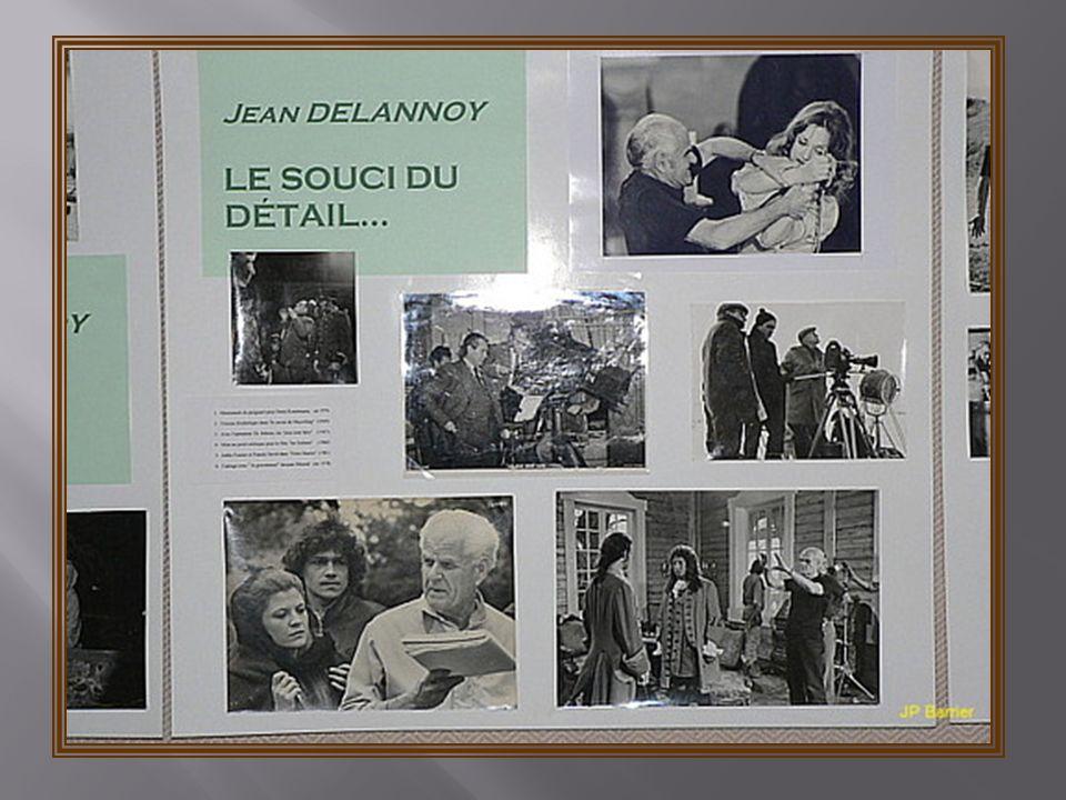 Cahier manuscrit du synopsis et des indications scéniques voulues par Jean DELANNOY avec un des plannings de tournage de La Minute de vérité