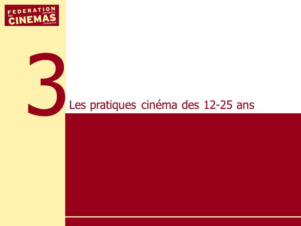 3 Les pratiques cinéma des 12-25 ans