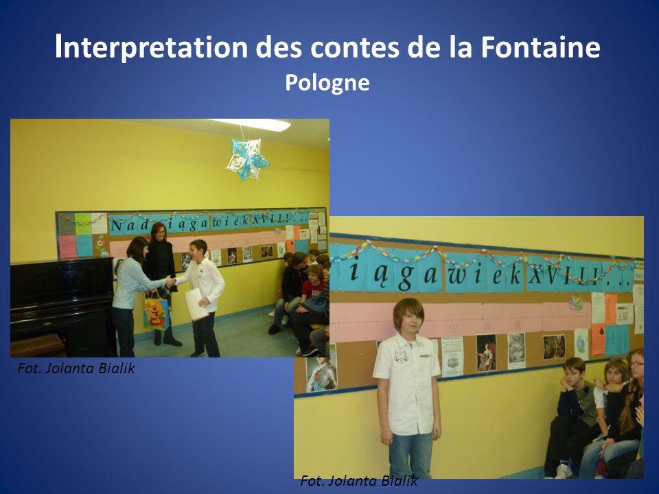La cooperation en ambiance La lettre de la prof.
