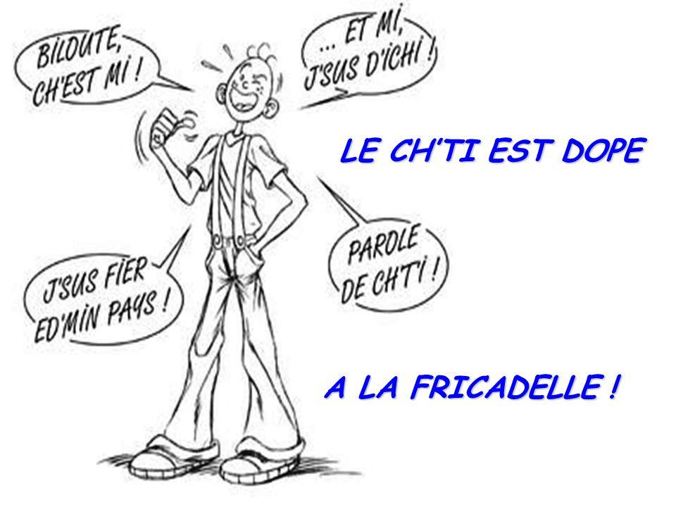 LE CHTI EST DOPE A LA FRICADELLE !