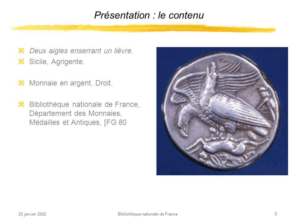 25 janvier 2002 Bibliothèque nationale de France 20 Parcours : explorer zJean-Jacques Rousseau zLes Dialogues, ou Rousseau juge de Jean-Jacques.
