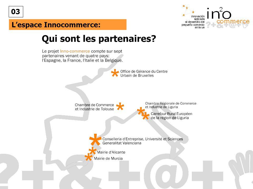 Lespace Innocommerce: 03