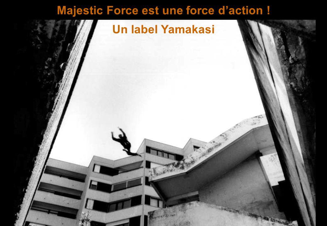 > Génération Yamakasi chez TF1 VIDEO 22 mai 2008 : Sortie chez TF1 VIDEO dun double DVD « Génération Yamakasi » qui rassemble un fond documentaire produit par Bruno Girard et Philippe Alfonsi.