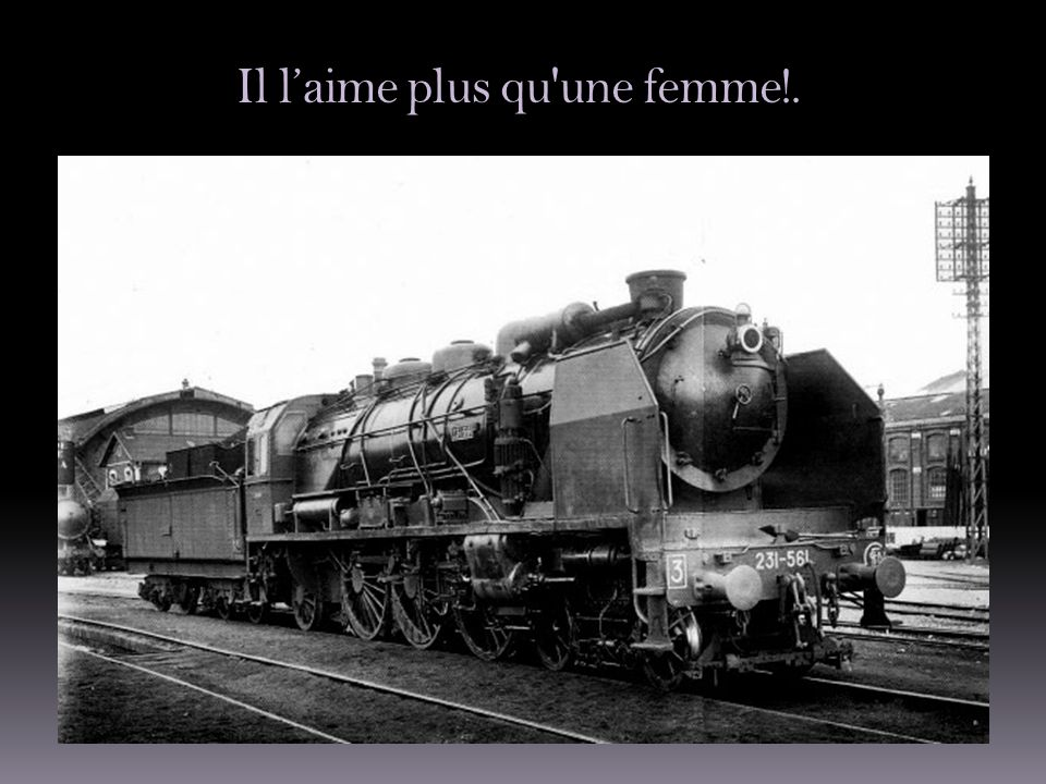 Sa locomotive, La Lison
