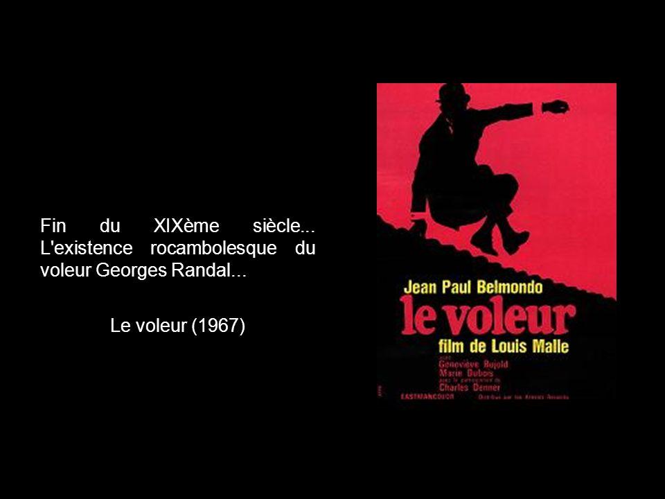 Antoine Maréchal, surnommé Tony, a décidé de se faire entretenir par des femmes fortunées. Tendre voyou (1966)