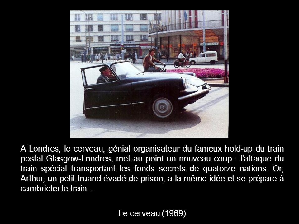 Fin du XIXème siècle... L'existence rocambolesque du voleur Georges Randal... Le voleur (1967)