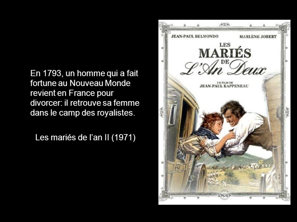 Grandeur et décadence de François Capella et Roch Siffredi, deux truands du milieu, dans le Marseille des années folles. Borsalino (1970)