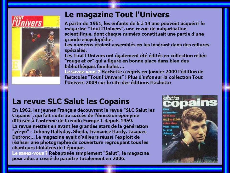 Allez les Filles… Le magazine Pilote Rappelez-vous, en 1959, un nouveau magazine majoritairement consacré aux bandes dessinées apparaît : le magazine