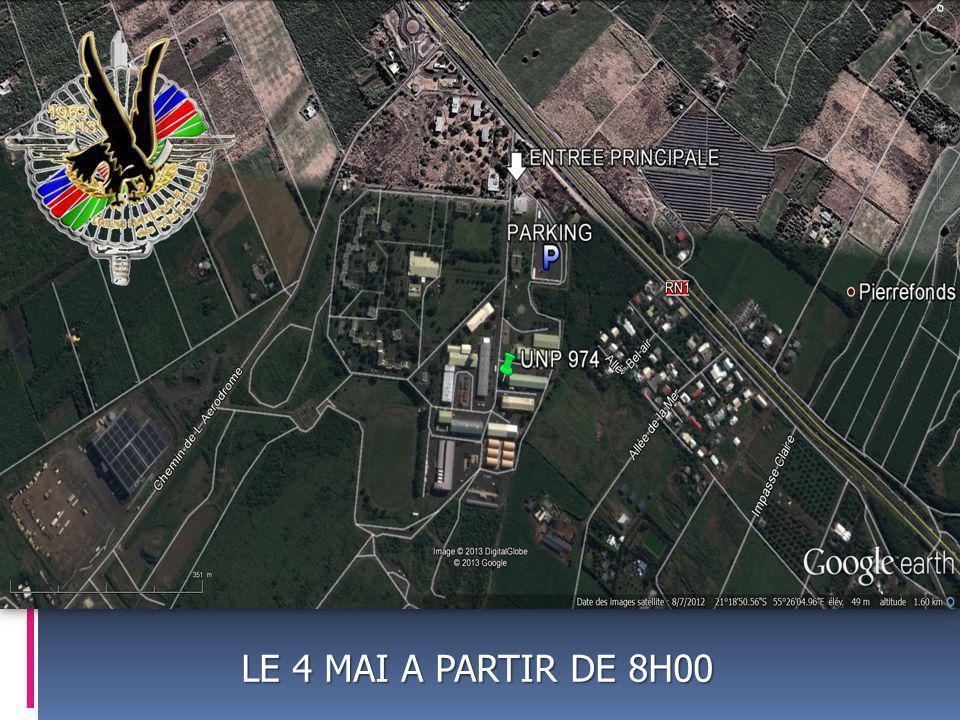 Dimanche 28 avril 2013 Cérémonie en hommage à la Déportation à la Mairie du TAMPON à 11h00.